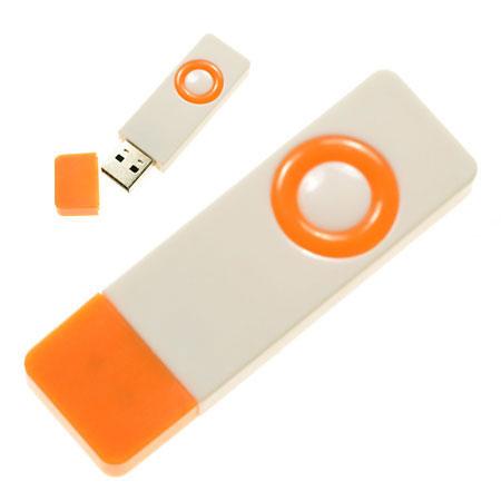 Clé USB techno en plastique