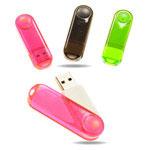Clé USB translucide