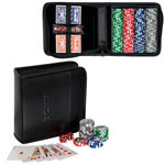Coffret de poker portatif