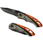 Couteau de chasse Camo 2 tons