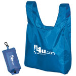 Folding Tote in a Pouch