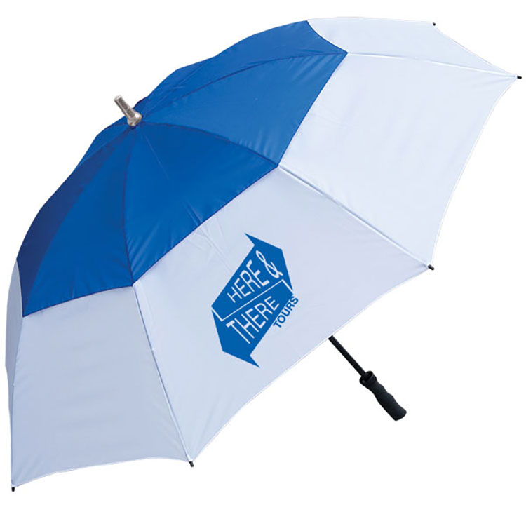 fiberglass frame golf umbrella promotional products. Black Bedroom Furniture Sets. Home Design Ideas