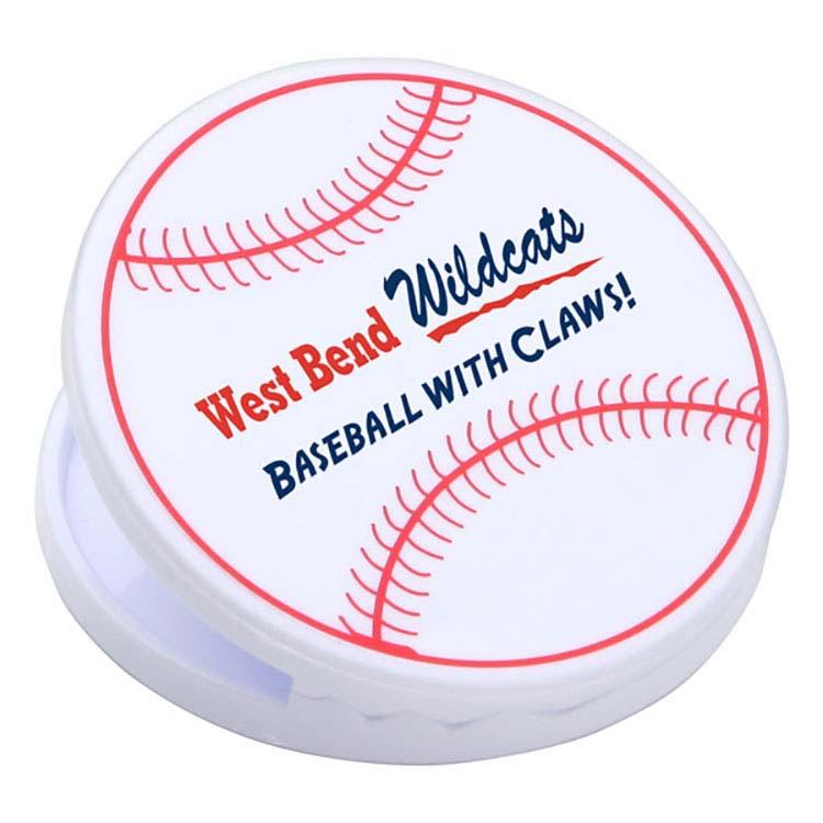 Pince baseball blanche
