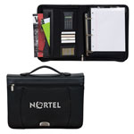 Zippered Notepad Holder
