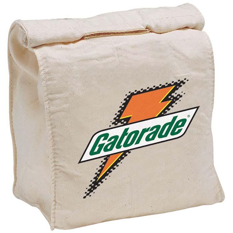 sac lunch en coton naturel e3617n. Black Bedroom Furniture Sets. Home Design Ideas