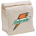Natural Cotton Lunch Bag