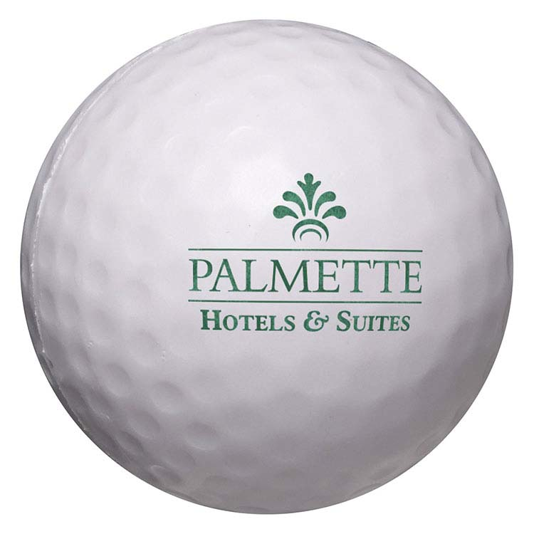 Balle de golf anti-stress #2