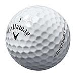 Balles de golf Callaway Supersoft