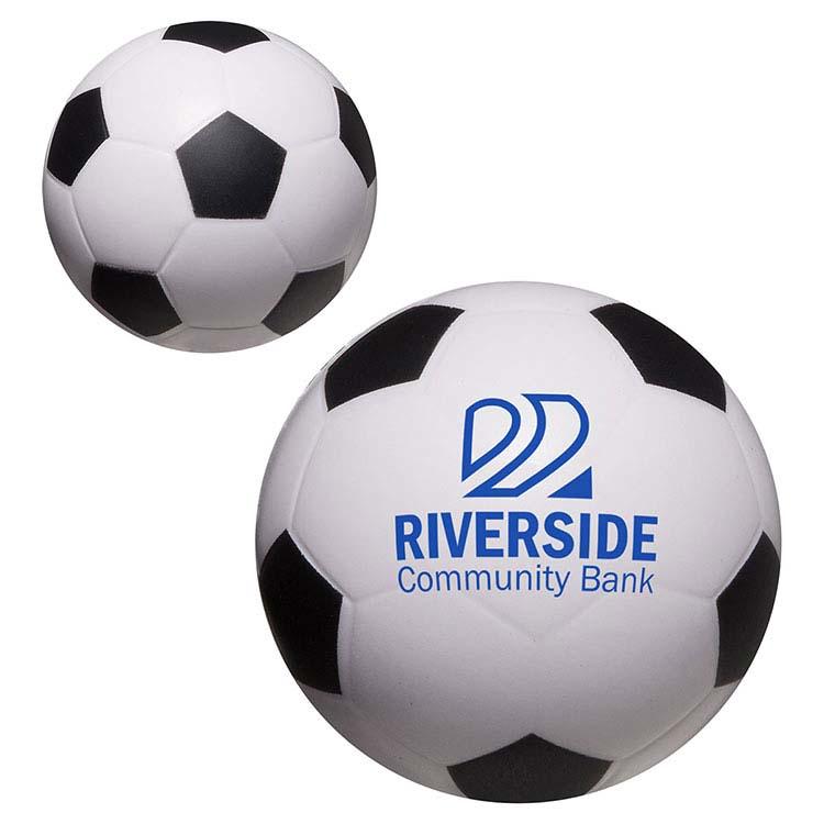 Ballon de soccer anti-stress #2