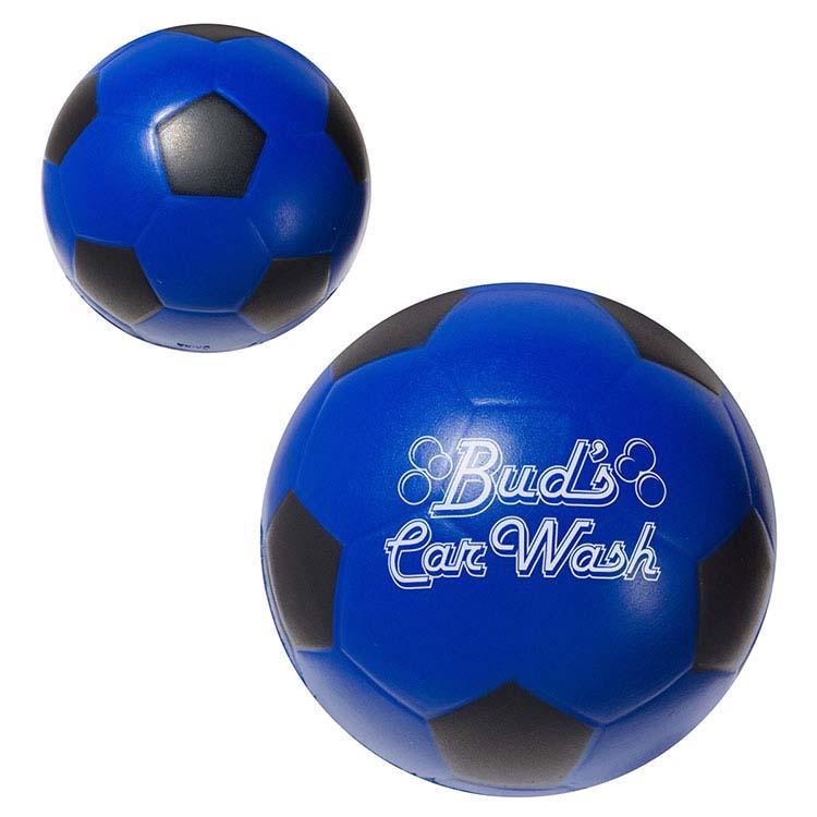 Ballon de soccer anti-stress #3