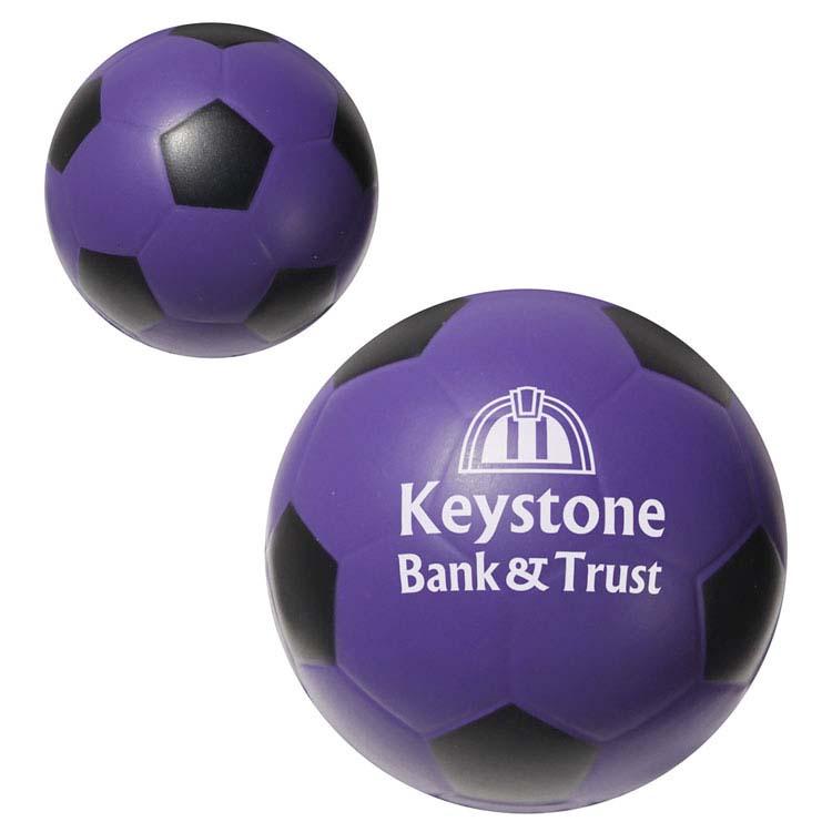 Ballon de soccer anti-stress #4