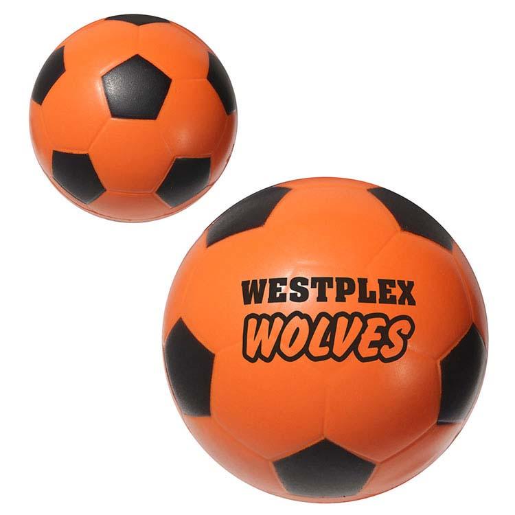Ballon de soccer anti-stress #5
