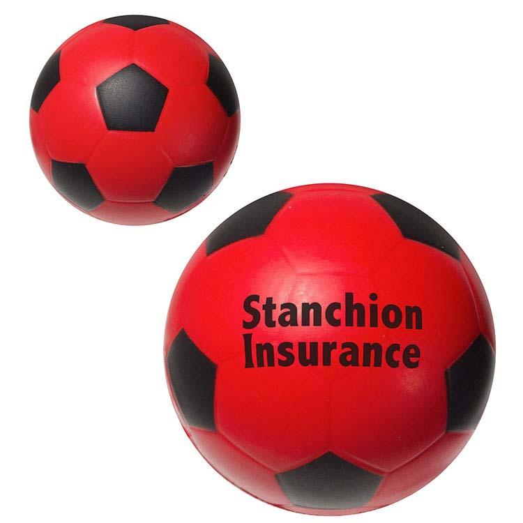 Ballon de soccer anti-stress #6