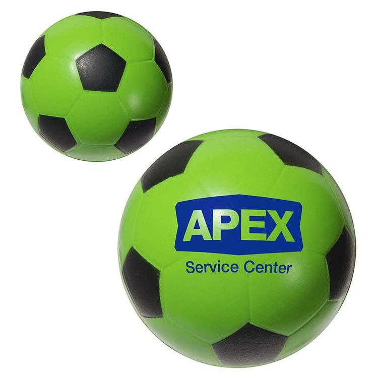 Ballon de soccer anti-stress #7