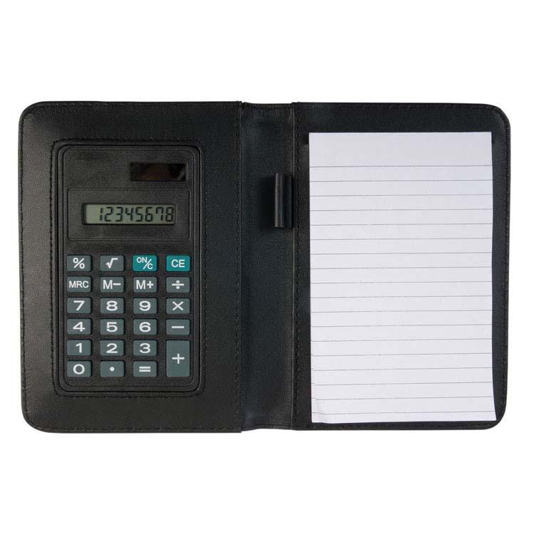 Bloc-notes avec calculatrice #2