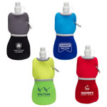 Flex Water Bottle with Neoprene Insulator