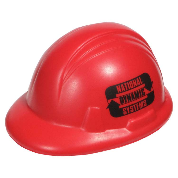 Casque de construction balle anti-stress #6