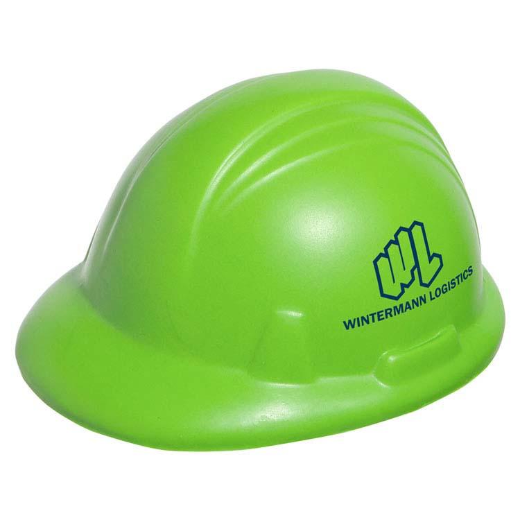 Casque de construction balle anti-stress #7