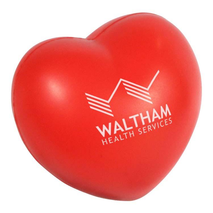 Coeur de la Saint-Valentin balle anti-stress #8