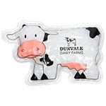 Coussin chaud/froid en forme vache