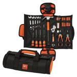 Ensemble d'outils pliable 45 pcs