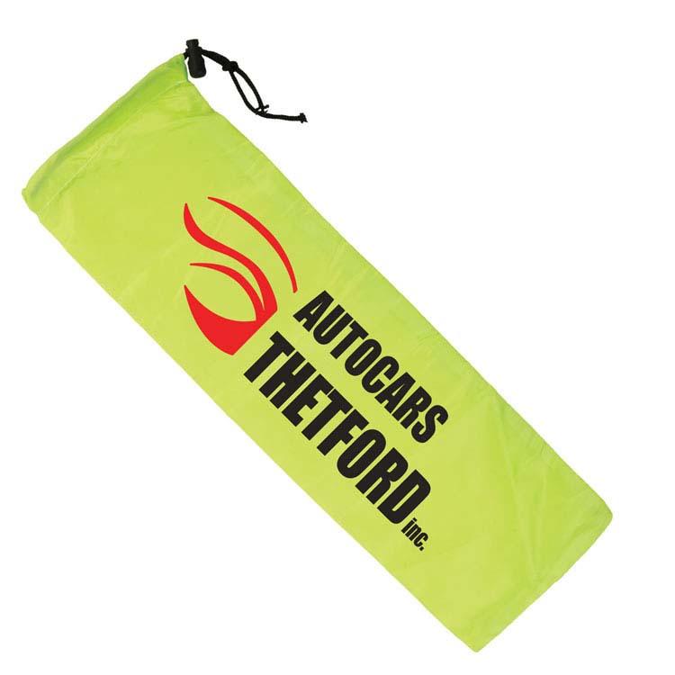 Gilet de sécurité avec sac #3