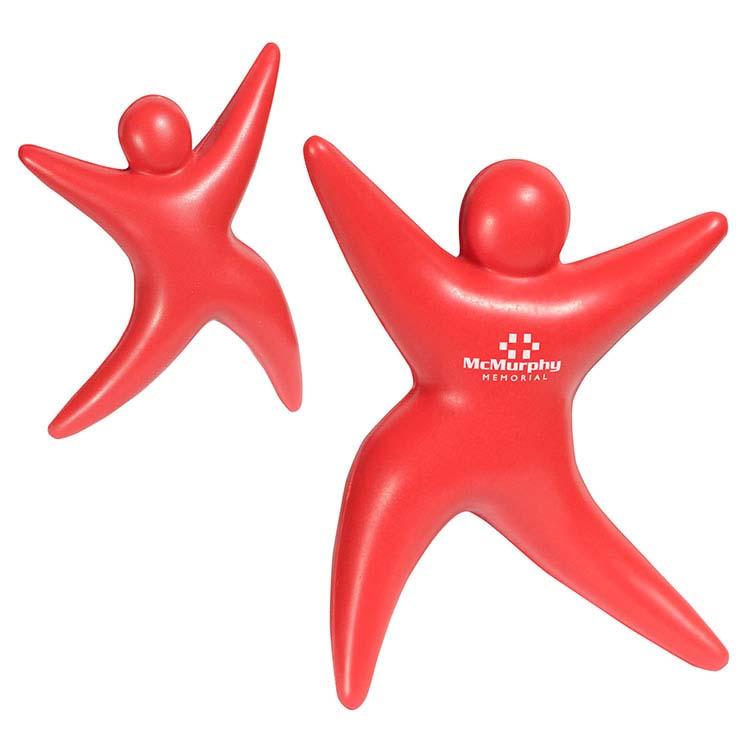 Homme-étoile balle anti-stress #4