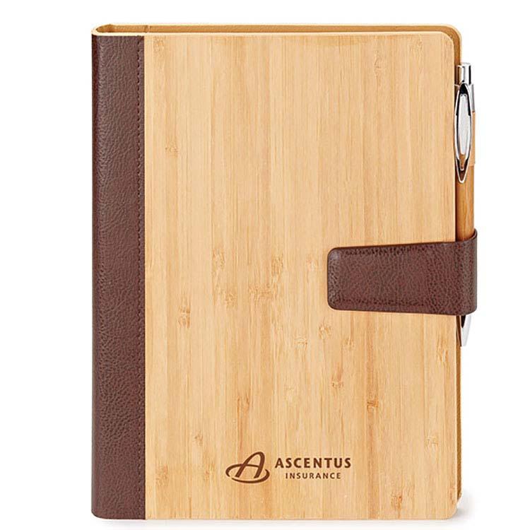 Journal rechargeable en bambou #2