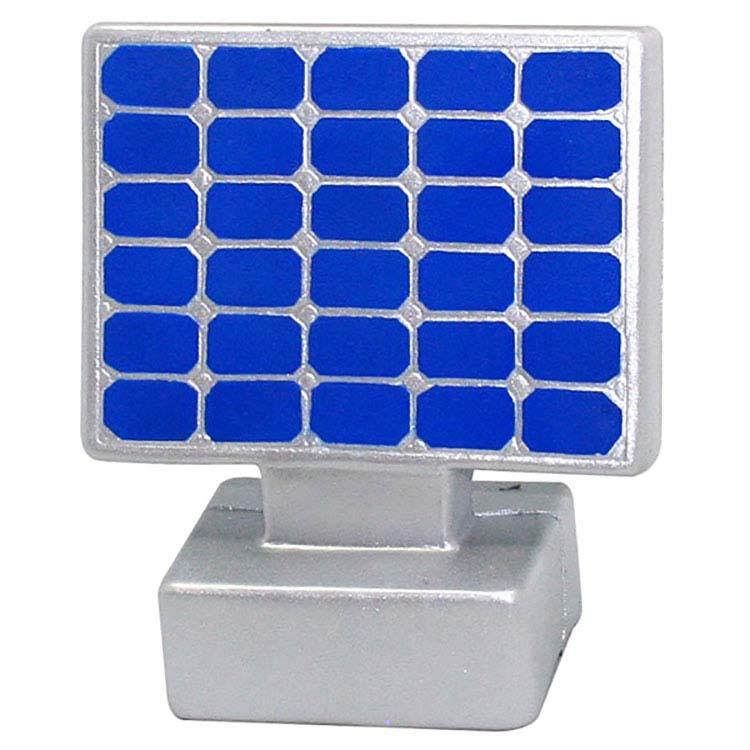 Panneau solaire anti-stress