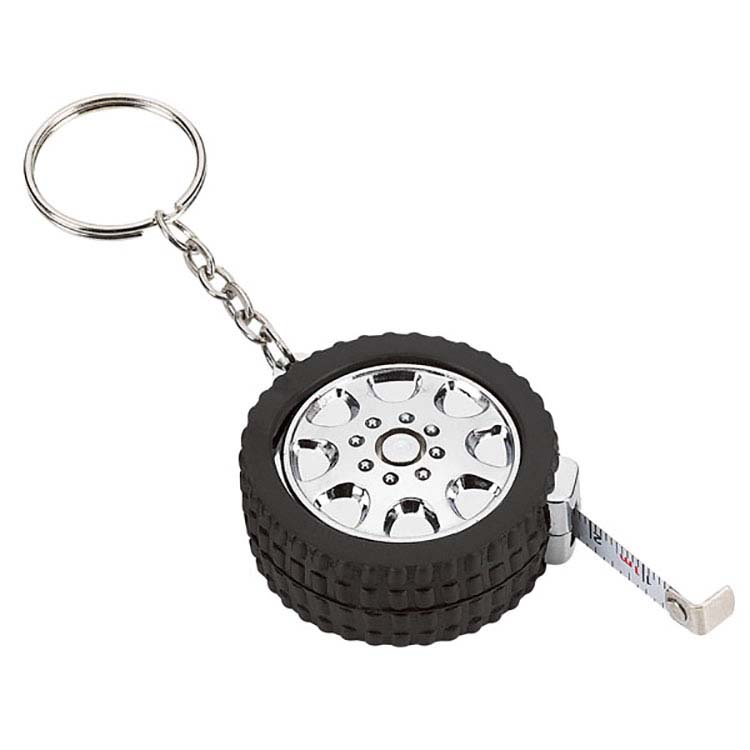 Pneu porte-clés galon à mesurer #2
