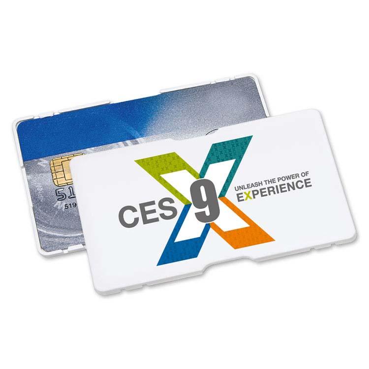 RFID Shielded Thin Card Holder