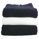 Serviette de golf 100% coton fini velours avec mousqueton