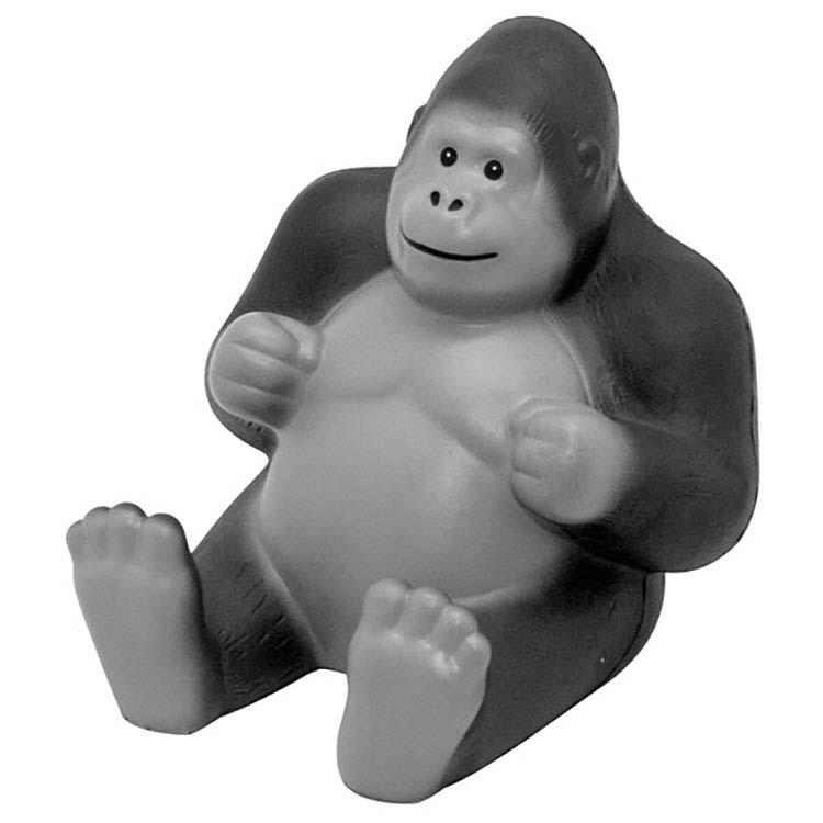 Support pour téléphone en forme de gorille #2
