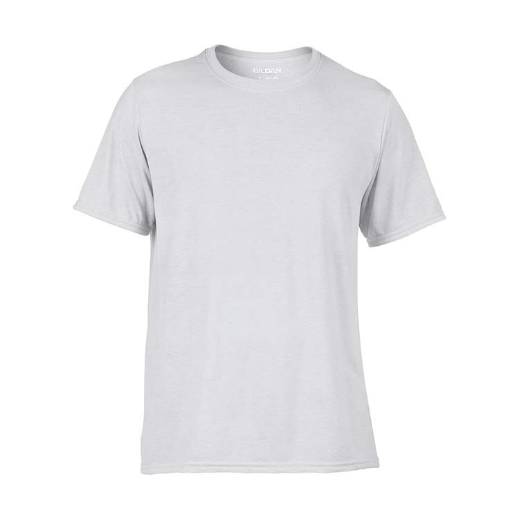 T-shirt Gildan Performance 42000 pour adulte - Blanc #3