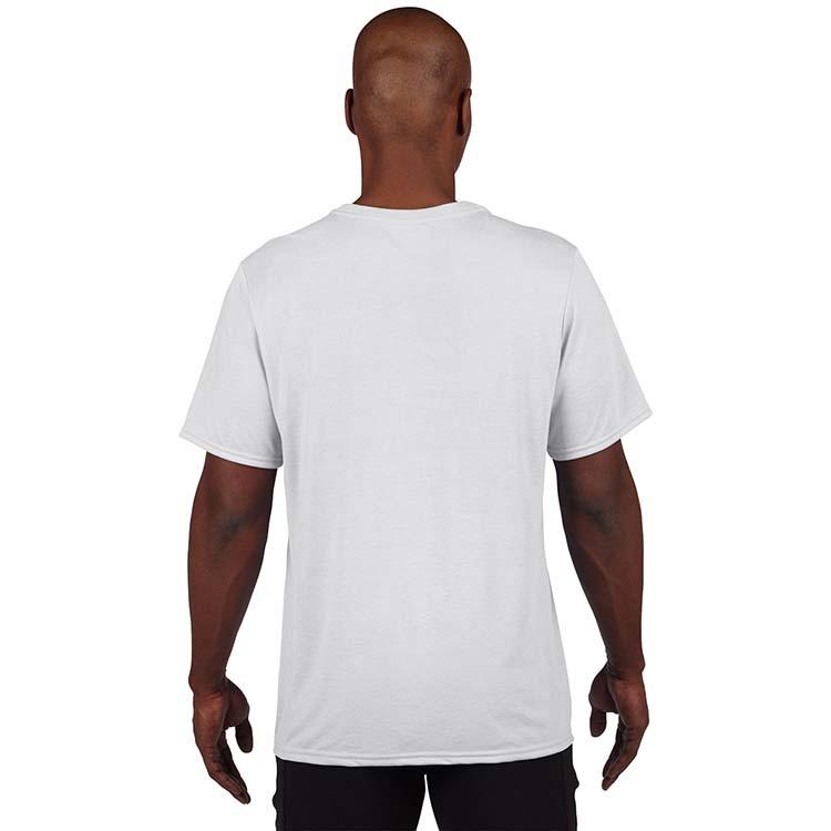 T-shirt Gildan Performance 42000 pour adulte - Blanc #2
