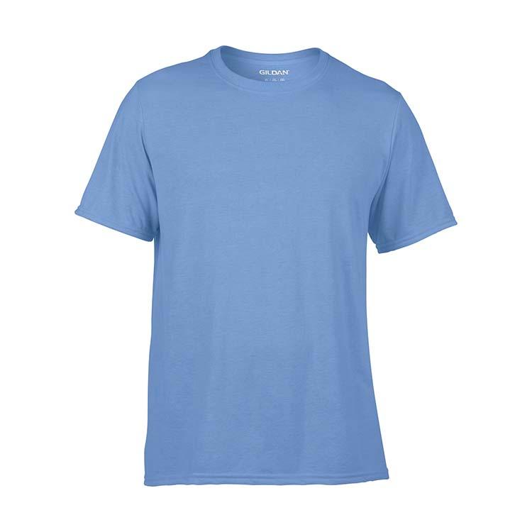 T-shirt Gildan Performance 42000 pour adulte - Bleu Caroline #3