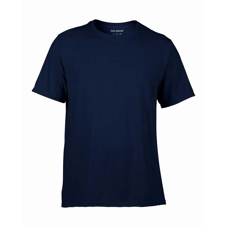 T-shirt Gildan Performance 42000 pour adulte - Bleu marin #3