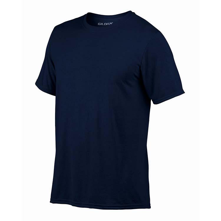 T-shirt Gildan Performance 42000 pour adulte - Bleu marin #4