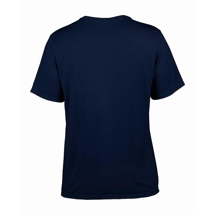 T-shirt Gildan Performance 42000 pour adulte - Bleu marin #5