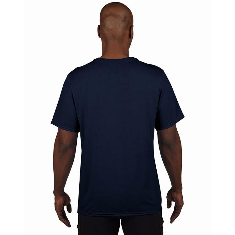 T-shirt Gildan Performance 42000 pour adulte - Bleu marin #2