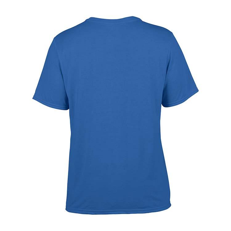 T-shirt Gildan Performance 42000 pour adulte - Bleu royal #5