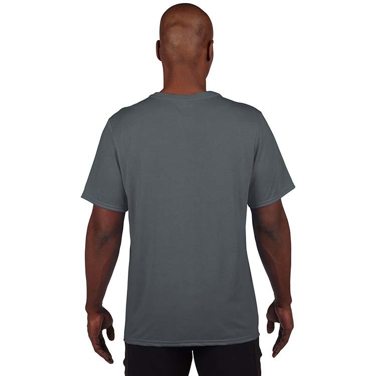 T-shirt Gildan Performance 42000 pour adulte - Charbon #2
