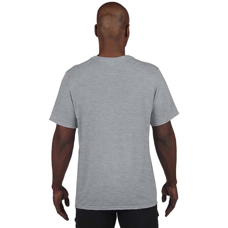 T-shirt Gildan Performance 42000 pour adulte - Gris sport #2