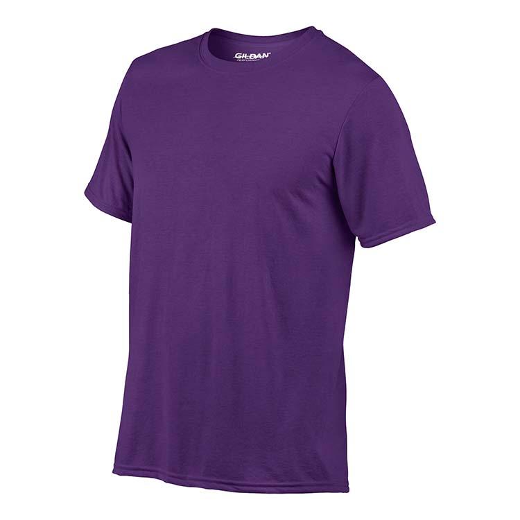 T-shirt Gildan Performance 42000 pour adulte - Mauve #4