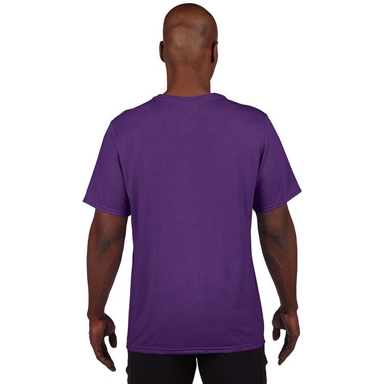 T-shirt Gildan Performance 42000 pour adulte - Mauve #2