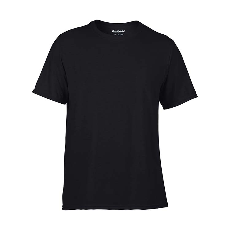 T-shirt Gildan Performance 42000 pour adulte - Noir #3