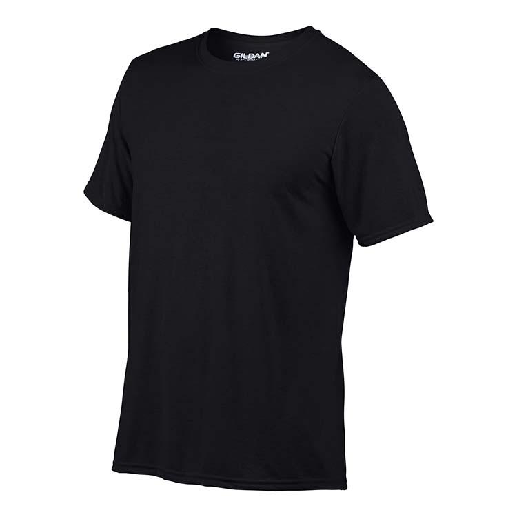T-shirt Gildan Performance 42000 pour adulte - Noir #4