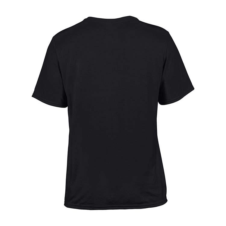 T-shirt Gildan Performance 42000 pour adulte - Noir #5
