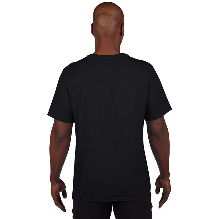 T-shirt Gildan Performance 42000 pour adulte - Noir #2