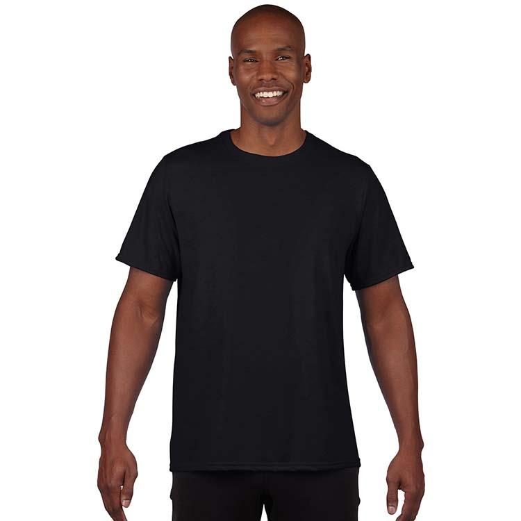 T-shirt Gildan Performance 42000 pour adulte - Noir